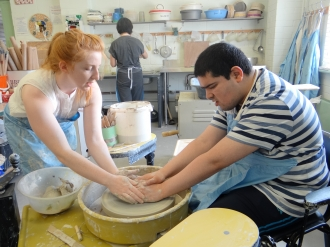 New ceramics workshop