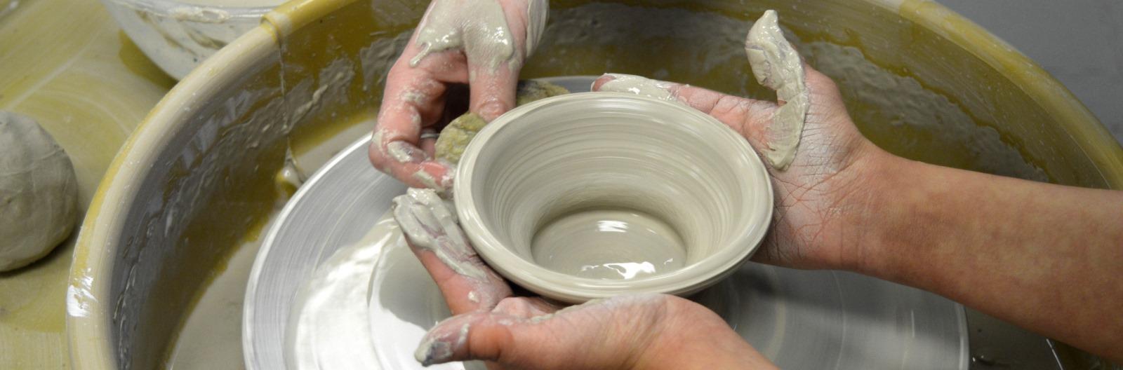 Specialist ceramics potters wheel