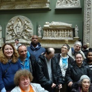 A visit to the V&A museum